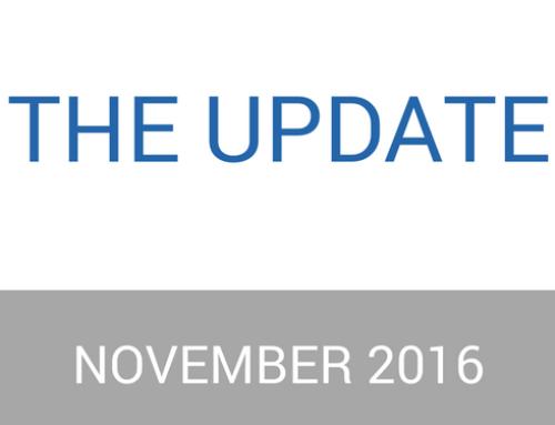 Developer Partner News – November 2016